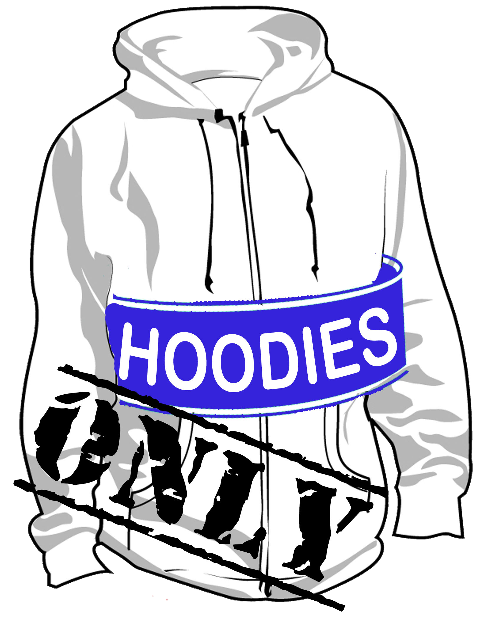 Hoodies Only